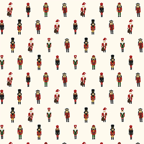 Here Comes Santa Claus Collection Christmas Plaid 12 x 12 Double-Sided Scrapbook Paper by Echo Park Paper