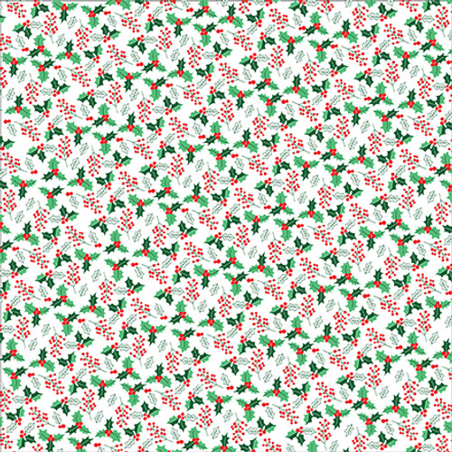 Merry Christmas Collection Countdown To Christmas 12 x 12 Double-Sided Scrapbook Paper by Carta Bella