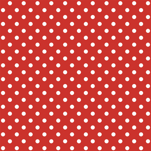 Another Day At The Park Collection Mouse House 12 x 12 Double-Sided Scrapbook Paper by PhotoPlay Paper