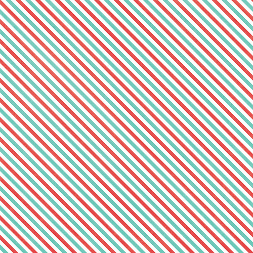 Set Sail Collection Happy Hour 12 x 12 Double-Sided Scrapbook Paper by Photo Play Paper