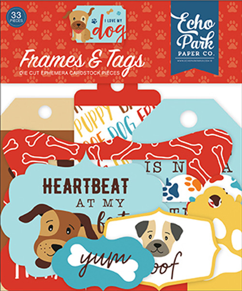 DOG LOVER Scrapbook Set 5 Double Page Layouts