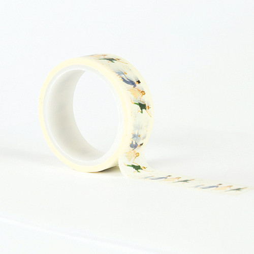 Lost In Neverland Collection Off To Neverland Decorative Scrapbook Washi Tape by Echo Park Paper - 15 Feet
