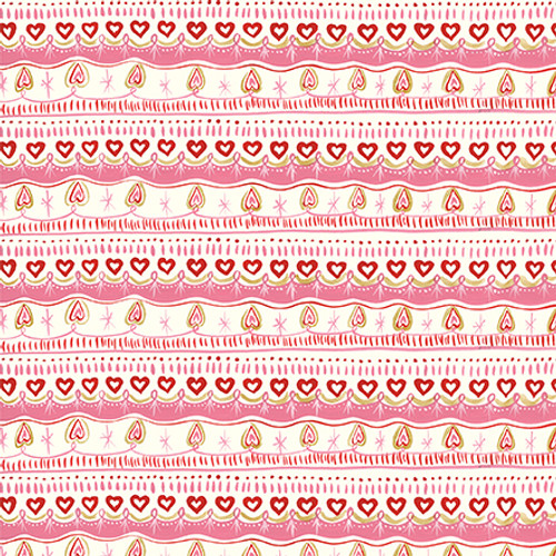 Be My Valentine Collection 4 x 4 Journaling Cards 12 x 12 Double-Sided Scrapbook Paper by Echo Park Paper