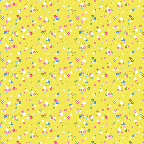 Easter Wishes Collection Spring Blossoms 12 x 12 Double-Sided Scrapbook Paper by Photo Play Paper