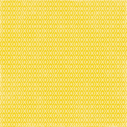 Summer Fun Collection Sunny Day 12 x 12 Double Sided Scrapbook Paper by Echo Park Paper