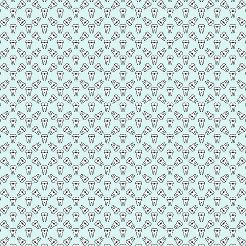Occupation Collection Orthodontist Pride 12 x 12 Double Sided Scrapbook Paper by Scrapbook Customs