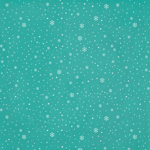Not A Creature Was Stirring Collection Christmas Eve 12 x 12 Double-Sided Scrapbook Paper by Photo Play Paper