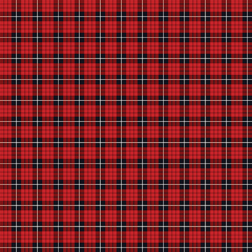 A Lumberjack Christmas Collection Jolly Ornaments 12 x 12 Double-Sided Scrapbook Paper by Echo Park Paper