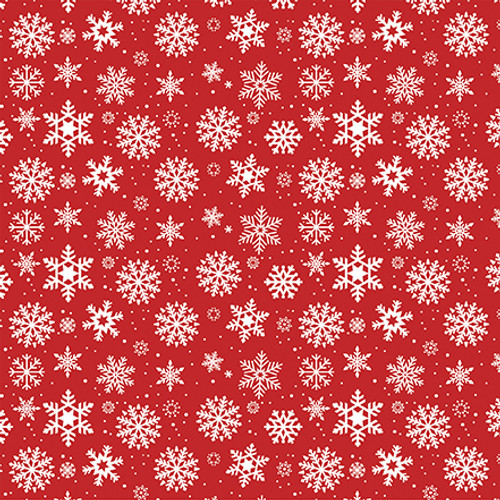 A Lumberjack Christmas Collection Mountain Christmas 12 x 12 Double-Sided Scrapbook Paper by Echo Park Paper