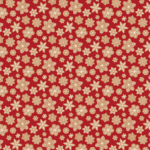 A Gingerbread Christmas Collection 4x6 Journaling Cards Double-Sided Scrapbook Paper by Echo Park Paper