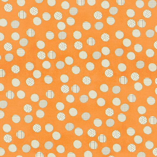 Boo Crew Collection Cast a Spell 12 x 12 Double-Sided Scrapbook Paper by Simple Stories
