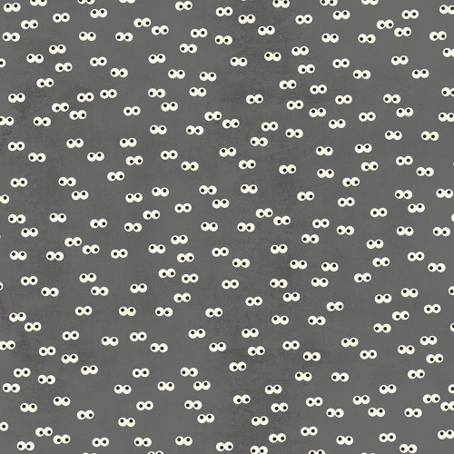Boo Crew Collection 4x4 Elements 12 x 12 Double-Sided Scrapbook Paper by Simple Stories