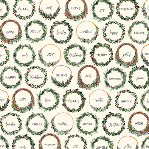 Hello Christmas Collection Holiday Tags 12 x 12 Double-Sided Scrapbook Paper by Carta Bella