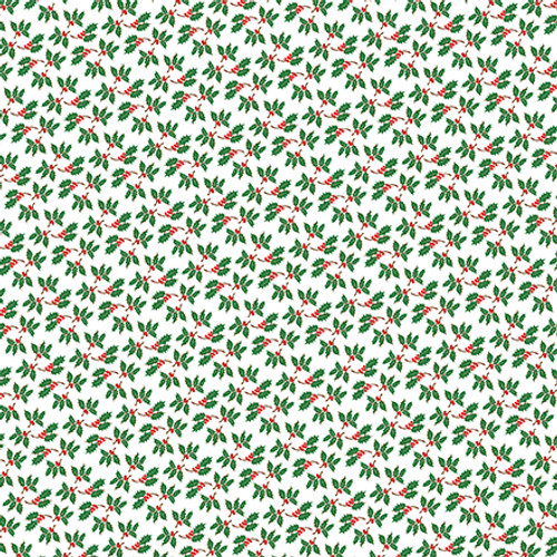 Dear Santa Collection Happy Holidays 12 x 12 Double-Sided Scrapbook Paper by Carta Bella