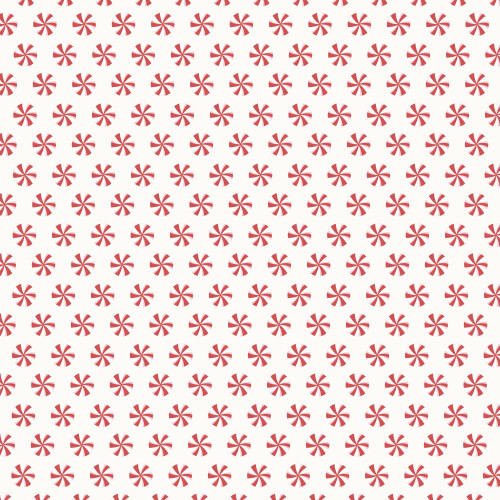 Peppermint Kisses Collection Wrapped Up 12 x 12 Double-Sided Scrapbook Paper by Kaisercraft