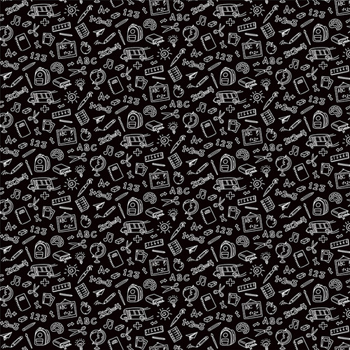 Recess Collection Star Student 12 x 12 Double-Sided Scrapbook Paper by Photo Play Paper