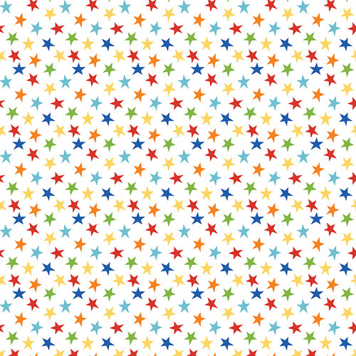 Recess Collection Reading is Fun 12 x 12 Double-Sided Scrapbook Paper by Photo Play Paper