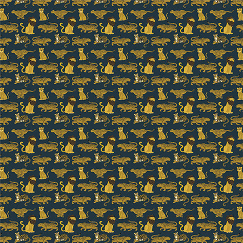 Animal Safari Collection Zoo Map 12 x 12 Double-Sided Scrapbook Paper by Echo Park Paper