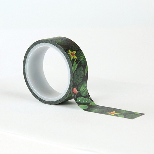 Animal Safari Collection Decorative Washi Tape by Echo Park Paper - 15 Feet