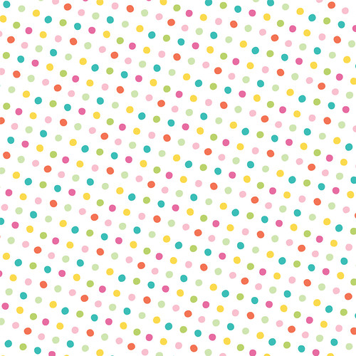 Tulla & Norbert's Birthday Collection Party Favors 12 x 12 Double-Sided Scrapbook Paper by Photo Play Paper