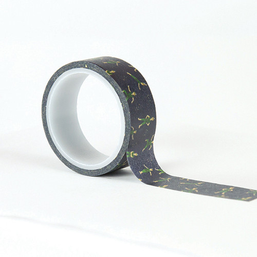 Lost in Neverland Collection Peter Pan Decorative Washi Tape by Echo Park Paper - 15 Feet