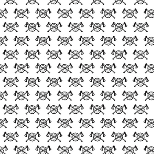 Let's Lumberjack Collection Flannel 12 x 12 Double-Sided Scrapbook Paper by Echo Park Paper