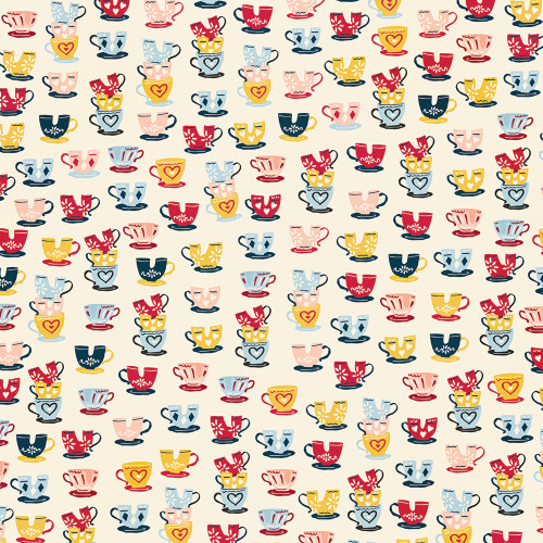 Say Cheese Main Street Collection 4 x 4 Elements 12 x 12 Double-Sided Scrapbook Paper by Simple Stories