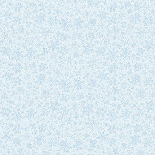 Winter Market Collection Frosty Plaid 12 x 12 Double-Sided Scrapbook Paper by Carta Bella