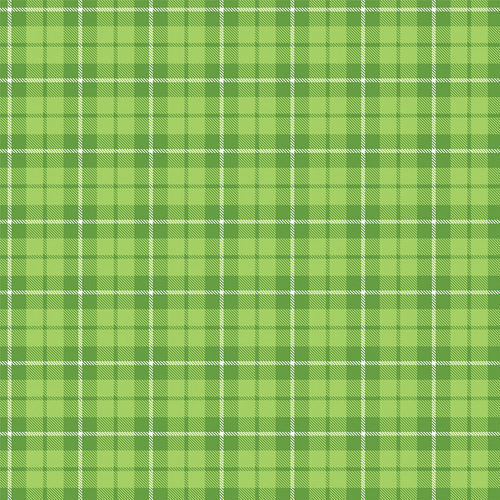 Lucky Charm Collection Four Leaf Clover 12 x 12 Double-Sided Scrapbook Paper by Photo Play Paper