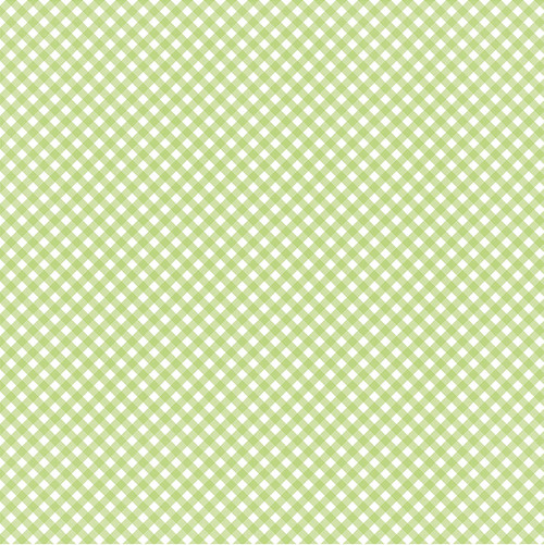 Baskets Of Bunnies Collection Spring Buds 12 x 12 Double-Sided Scrapbook Paper by Photo Play Paper