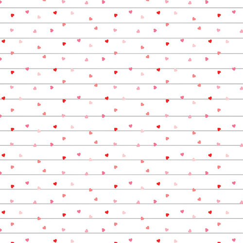 Cupid & Co Collection Multi Journaling Cards 12 x 12 Double-Sided Scrapbook Paper by Echo Park Paper