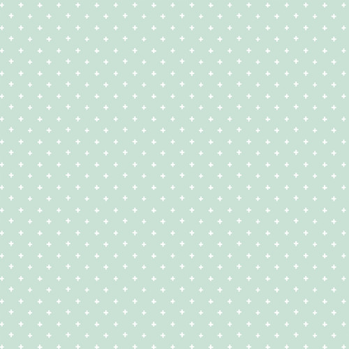 Welcome Baby Boy Collection Little Man 12 x 12 Double-Sided Scrapbook Paper by Echo Park Paper