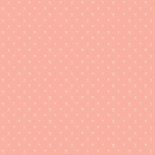 Welcome Baby Girl Collection Sweet Baby Girl 12 x 12 Double-Sided Scrapbook Paper by Echo Park Paper