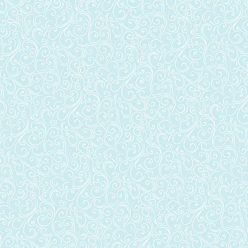 Winter Magic Collection Blizzard Animals 12 x 12 Double-Sided Scrapbook Paper by Echo Park Paper