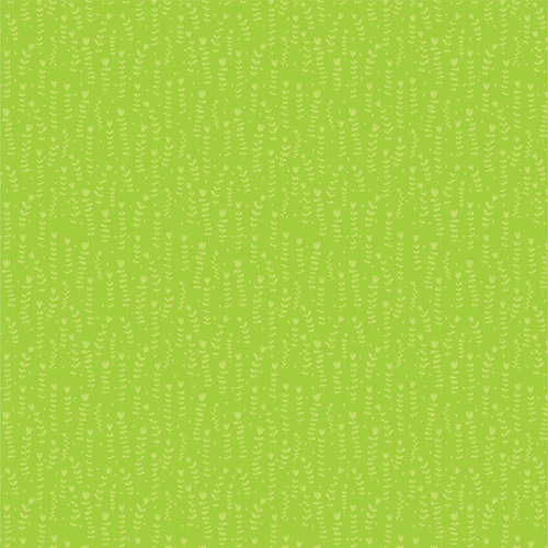 Fern & Willard Collection Ladybug 12 x 12 Double-Sided Scrapbook Paper by Photo Play Paper