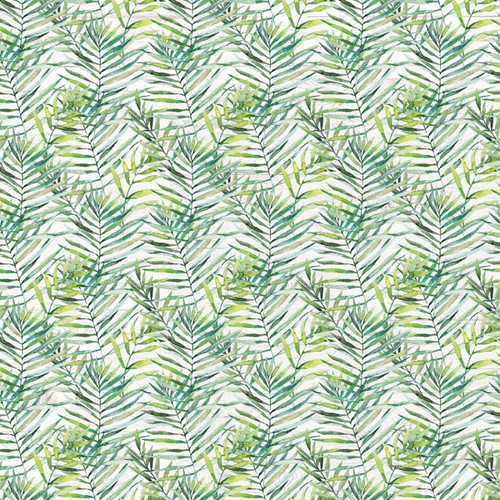 Vacay Collection Fern 12 x 12 Double-Sided Scrapbook Paper by Scrapbook Customs