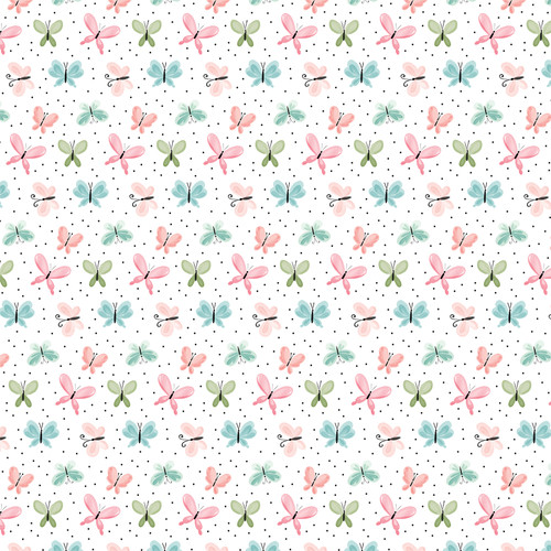 Flower Garden Collection 6X4 Journaling Cards 12 x 12 Double-Sided Scrapbook Paper by Carta Bella