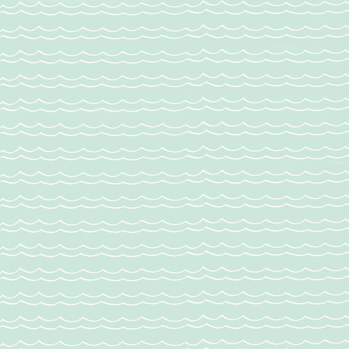 Sunkissed Collection Make a Splash 12 x 12 Double-Sided Scrapbook Paper by Simple Stories