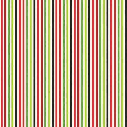 Say Cheese Christmas Snow Much Fun 12 x 12 Double-Sided Scrapbook Paper by Simple Stories