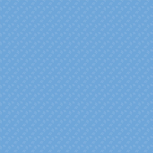 Snail Mail Collection Mahalo 12 x 12 Double-Sided Scrapbook Paper by Photo Play Paper