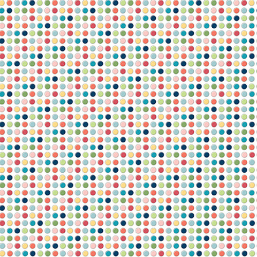 Craft & Create Collection Paint Supplies 12 x 12 Double-Sided Scrapbook Paper by Carta Bella