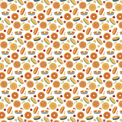 Autumn Greetings Collection Happy Fall 12 x 12 Double-Sided Scrapbook Paper by Photo Play Paper