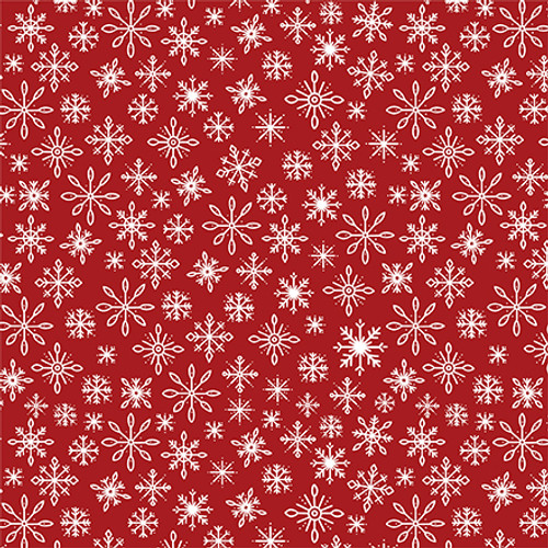 Christmas Salutations Collection 4X4 Journaling Cards 12 x 12 Double-Sided Scrapbook Paper by Echo Park Paper