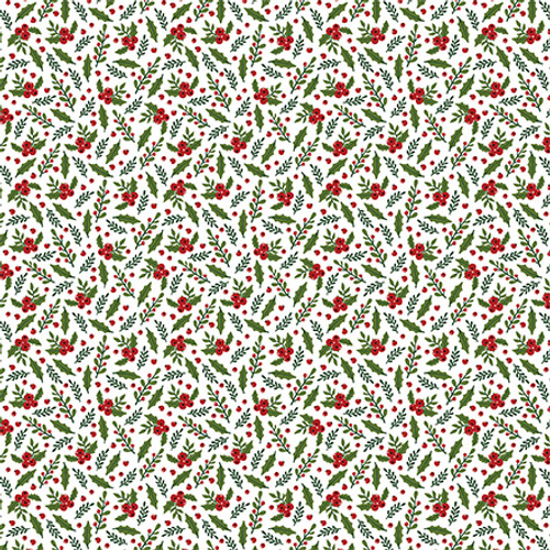 Christmas Magic Collection 3X4 Journaling Cards 12 x 12 Double-Sided Scrapbook Paper by Echo Park Paper