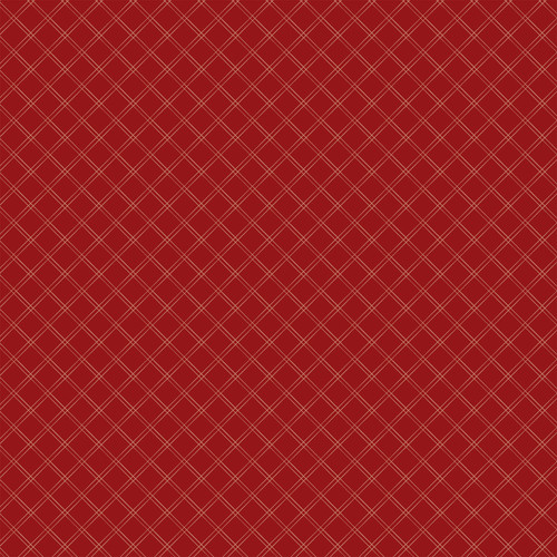 Happy Christmas Collection Festive Floral 12 x 12 Double-Sided Scrapbook Paper by Carta Bella
