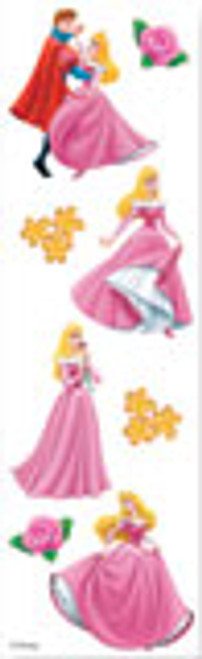 Disney Sleeping Beauty Collection Sleeping Beauty Slim Scrapbook Embellishment by Sandylion