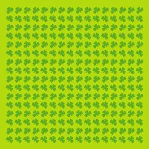 Shamrocks 12 x 12 Scrapbook Paper by Reminisce