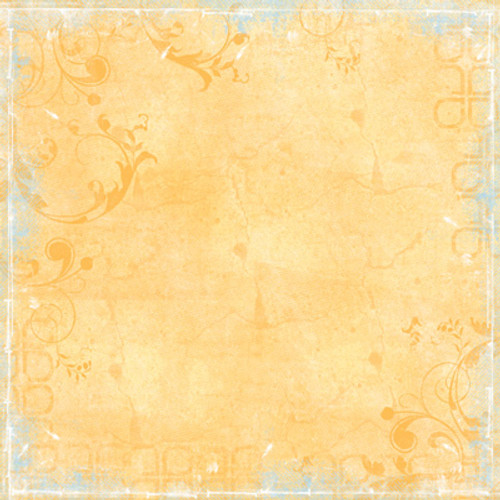 Tropical Collection Shine 12 x 12 Scrapbook Paper by Scrapbook Customs