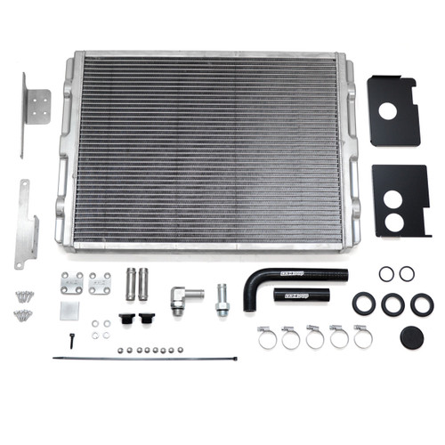 034Motorsport Supercharger Heat Exchanger Upgrade Kit for Audi B8/B8.5 S4