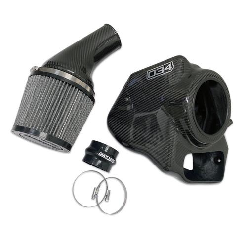 034Motorsport X34 Carbon Fiber Cold Air Intake, B9 Audi S4/S5 3.0 TFSI
